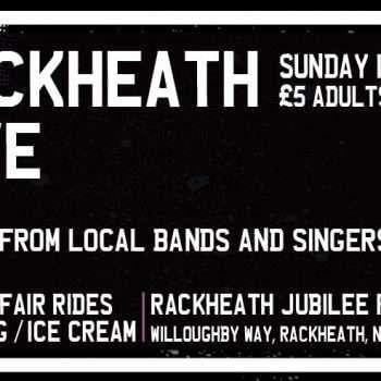 Rackheath Live